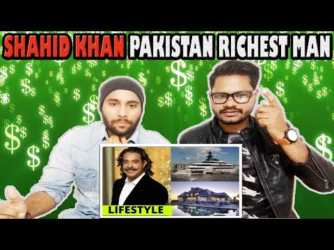Indian Reaction On Pakistani Richest Man | Shahid Khan Billionaire | Motivational Story