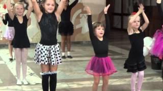 """Детский танец """"Ладошки"""" - детская модельная студия """"Fashion kids"""" (Сумы)"""