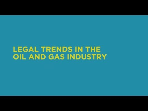 Oil & Gas: an industry in transition