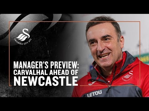 Press Conference: Carlos Carvalhal ahead of Newcastle Utd