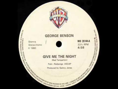 George Benson  Give Me The Night Dj S Bootleg Remix