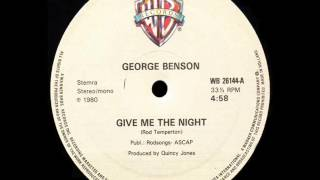 George Benson - Give Me The Night (Dj