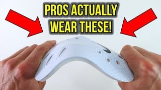 The worst shin guards that pro footballers actually wear!