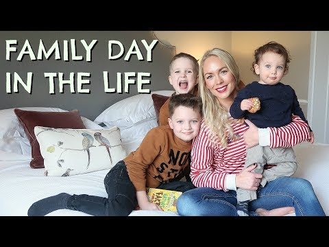 WE JUST NEEDED A BREAK  |  FAMILY DAY IN THE LIFE   |  EMILY NORRIS