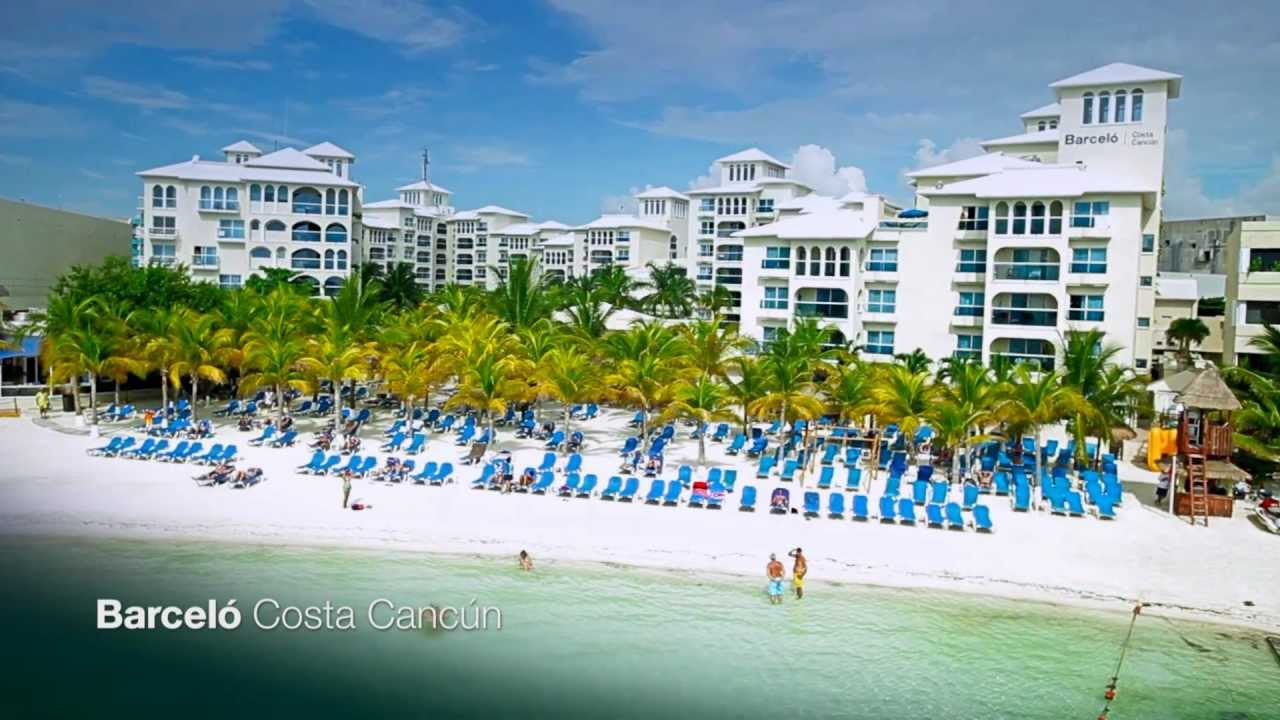 El Mejor Ambiente En Occidental Costa Cancún Barceló Hotel Group You