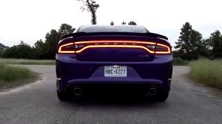 Dodge Charger Scat Pack 6.4L Mid Muffler Delete: Day 1