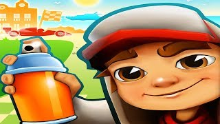 Subway Surfers Gameplay Full Screen - MONACO World Tour