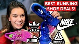 Best Running Shoe Deals for 2017 - 70% OFF Sneakers!