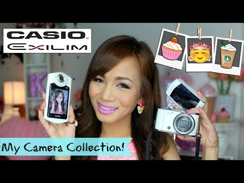 Casio Exilim Beauty Camera Review♥ (For Bloggers and Selfie Lovers!)