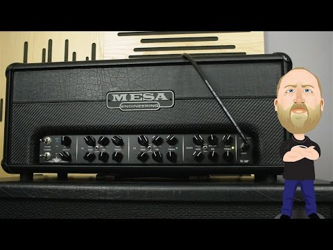 Mesa Boogie Triple Crown - Demo