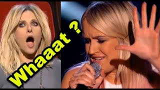 3 Top SINGING SURPRISESThat Is HARD To Forget