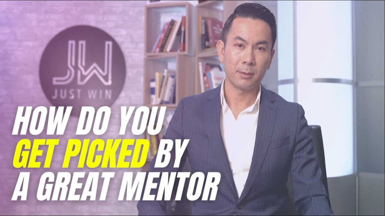 How Do You Get Picked By A Great Mentor