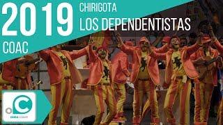 Chirigota, Los dependentistas - Preliminar
