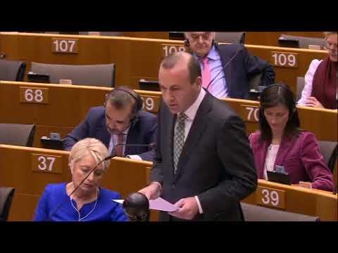 Trump travel ban  Enjoy Farage & co destroy EU MEPs in style   17 01 2017