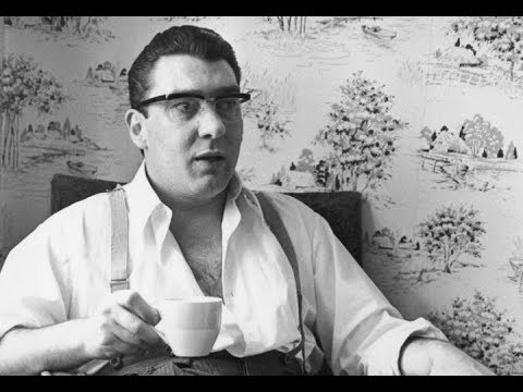 Ronnie Kray (1933-1995) gangster