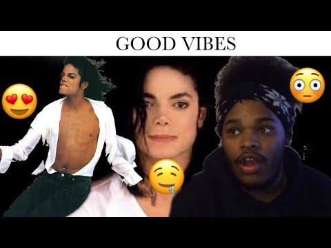 Micheal Jackson's The Making Of Black Or White REACTION Pt2