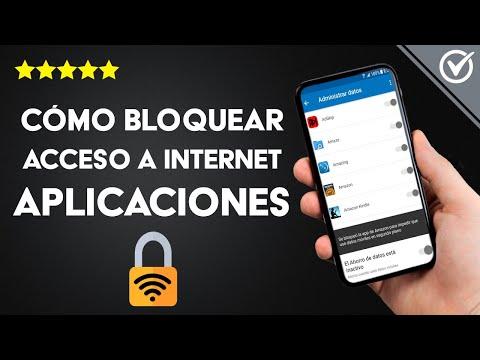 Cómo Bloquear el Acceso a Internet de una Aplicación en Android, iPhone o Windows sin Root