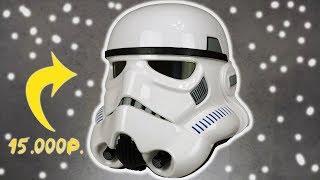 👵🏻 Бабушка связала ● Шлем имперского штурмовика [Star Wars]