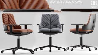№79.Моделирование стульев