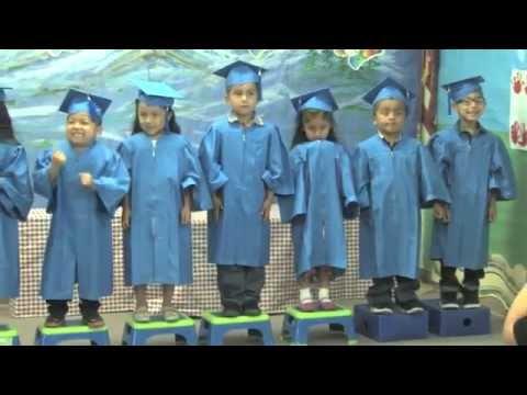 HOOVER CHILDREN'S CENTER PRESCHOOL CLASS OF 2015
