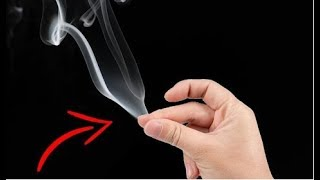 MAGIC Trick SMOKE from FINGERS - Yakomoga MAGIC Tricks Life Hack