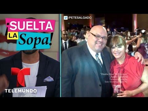 Suelta La Sopa   Demandan a Pete Salgado por divulgar datos de Jenni Rivera para serie de tv   Entre