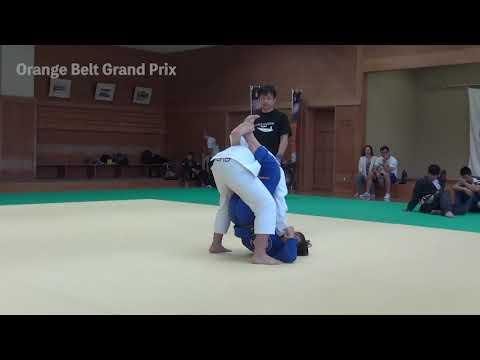 FL - Orange Belt GP - Kenzo Karakawa vs Kaio Nogiri