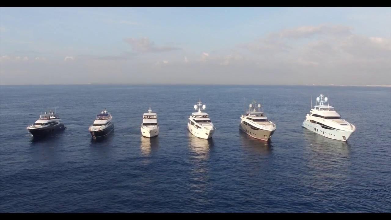Princess Yachts M Class And Motor Yachts