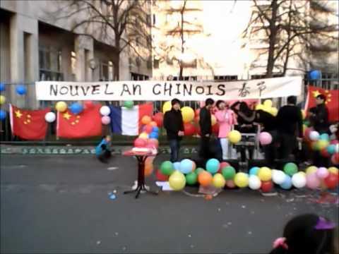 Chinese New Year Karaoke in Paris