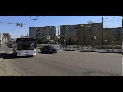 Новые автобусы на 83 маршруте