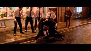 Bridget Jones's Diary. Fight Scene #1