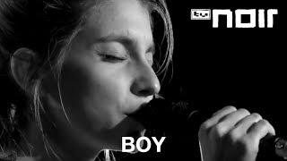 BOY - Skin (live bei TV Noir)