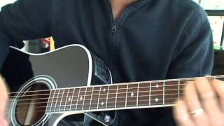 Shape Of My Heart - Backstreet Boys (Guitar Cover)