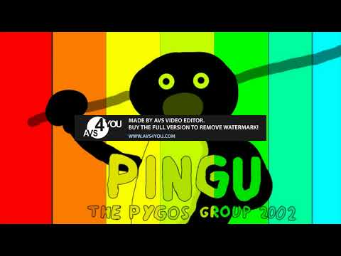 Download Pingu Outro Paint Logo In DMA