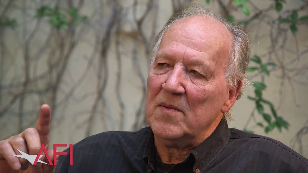 Werner Herzog talks about his films, volcanoes and North Korea