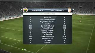 Pes 2013 FENERBAHçE VS GALATASARAY 3-0 BY YKA