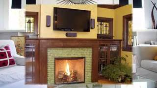 Diy Fireplace Decorations
