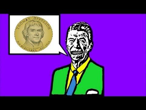 Reagan Troll - Trollando Thomas Jefferson