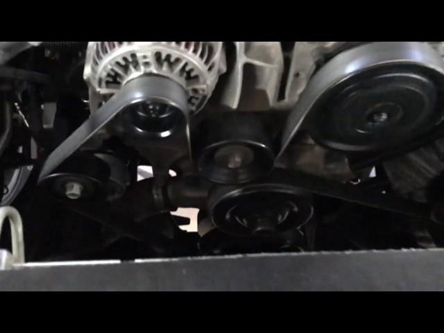 Irritating Dodge Dakota Belt Squeak