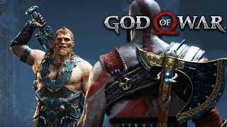 God Of War #12 - Os Filhos de Thor (Gameplay Português PT BR PS4 PRO)