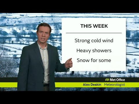 Tuesday morning forecast 16/01/18