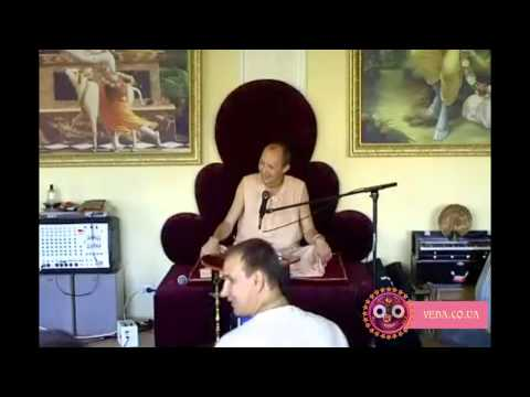 Шримад Бхагаватам 6.2.7 - Бхакти Ананта Кришна Госвами