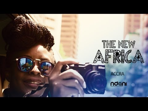 THE NEW AFRICA : ACCRA