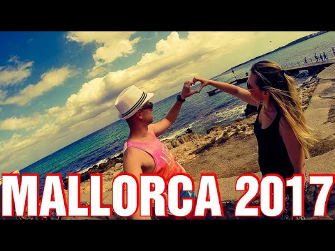 MALLORCA / CALA MILLOR / 2017 GOPRO HD