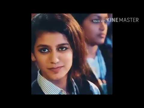 Priya Prakash Pori Mazya Manat Rusli Aaj Song Video