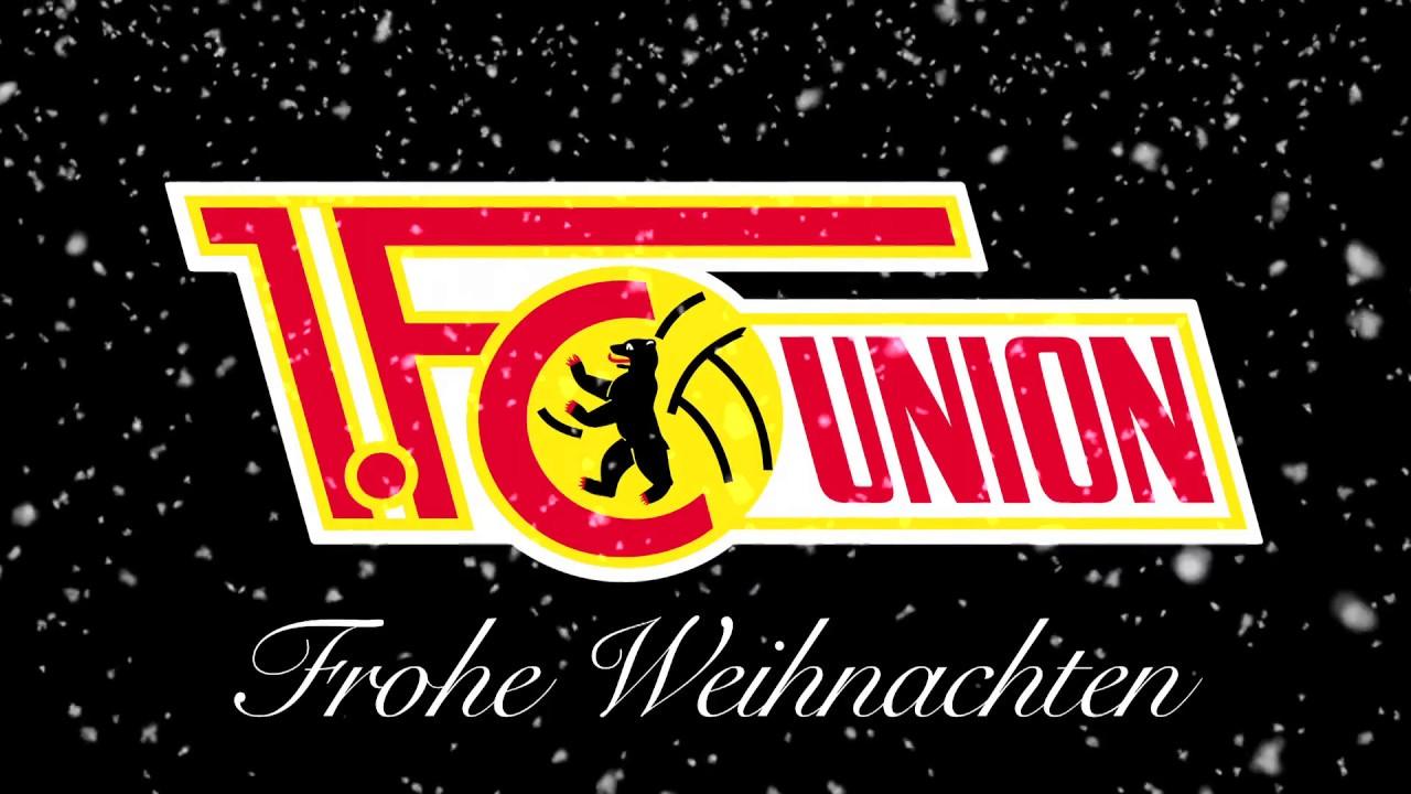 Weihnachtsgrüße Aus Berlin.1 Fc Union Berlin Weihnachtsgrüße Vom Präsidenten Dirk Zingler