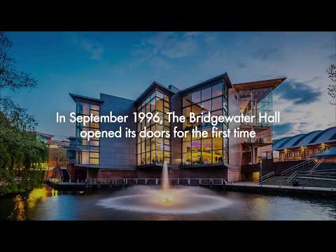 Bridgewater Hall 21st Birthday