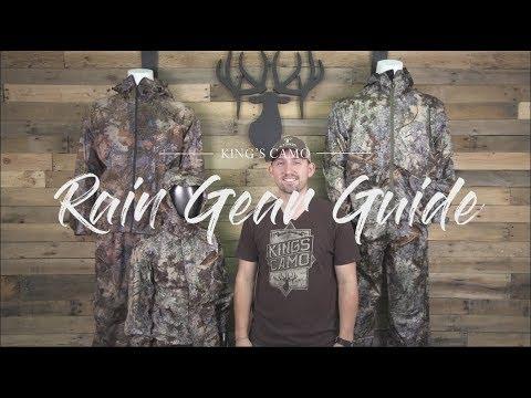 King's Vlog #8: Rain Gear Guide