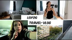PENTHOUSE & SHOPPING TOUR in LEIPZIG! | Vany xo
