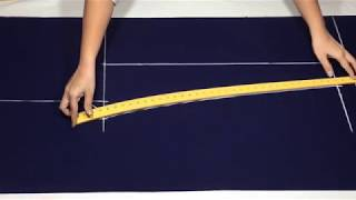 Narrow Palazzo Pants cutting and stitching (Very Easy Way) || Sewing Tutorial